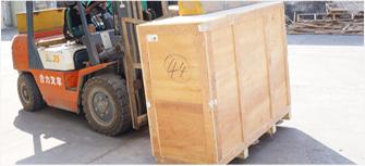国际快递包装材料定制免熏蒸木箱